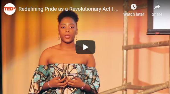 Redefining Pride as a Revolutionary Act | Sifa Kabange | TEDxYouth@TASOK
