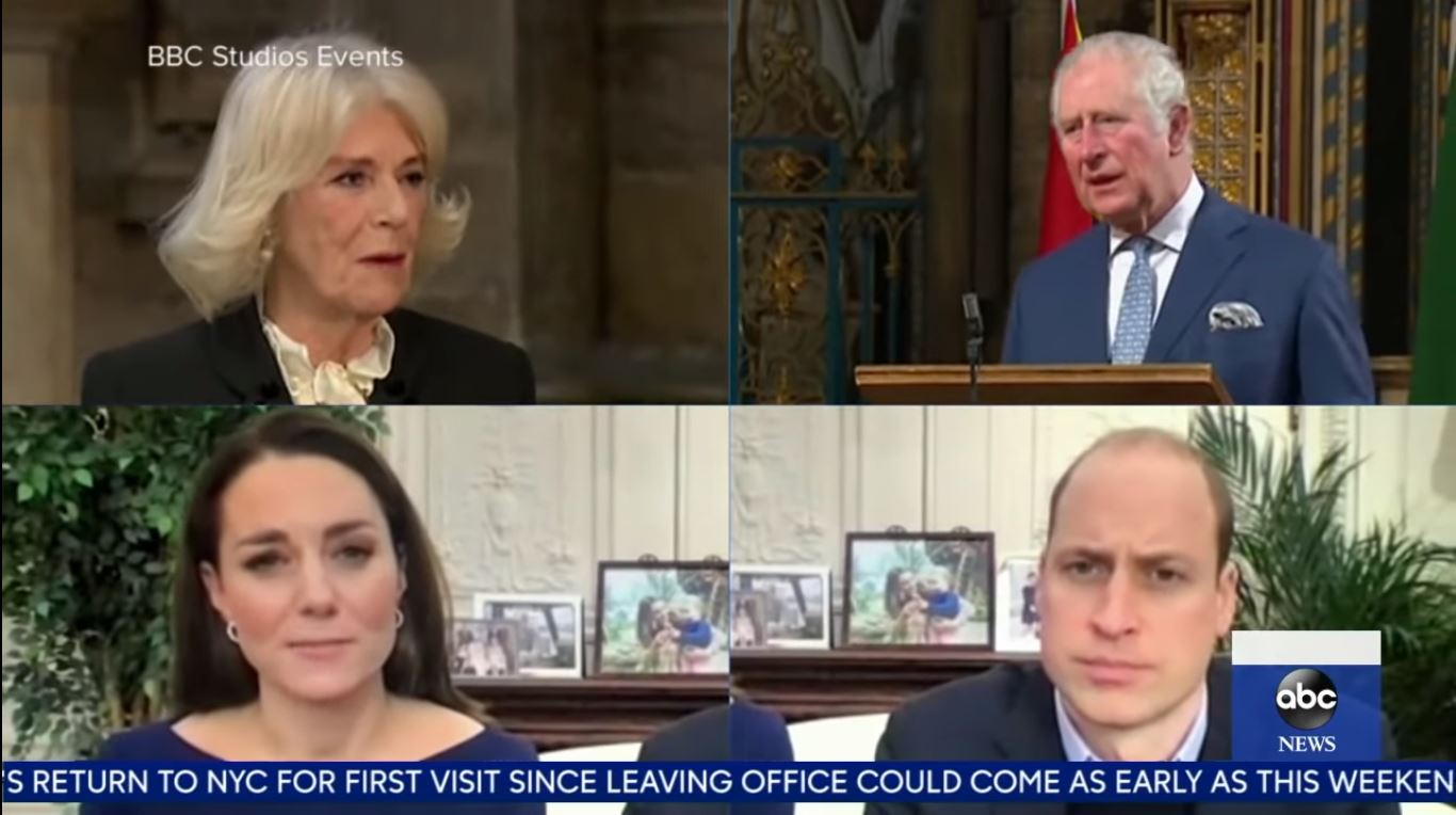 Harry and Meghan interview with Oprah Winfrey airing tonight | GMA