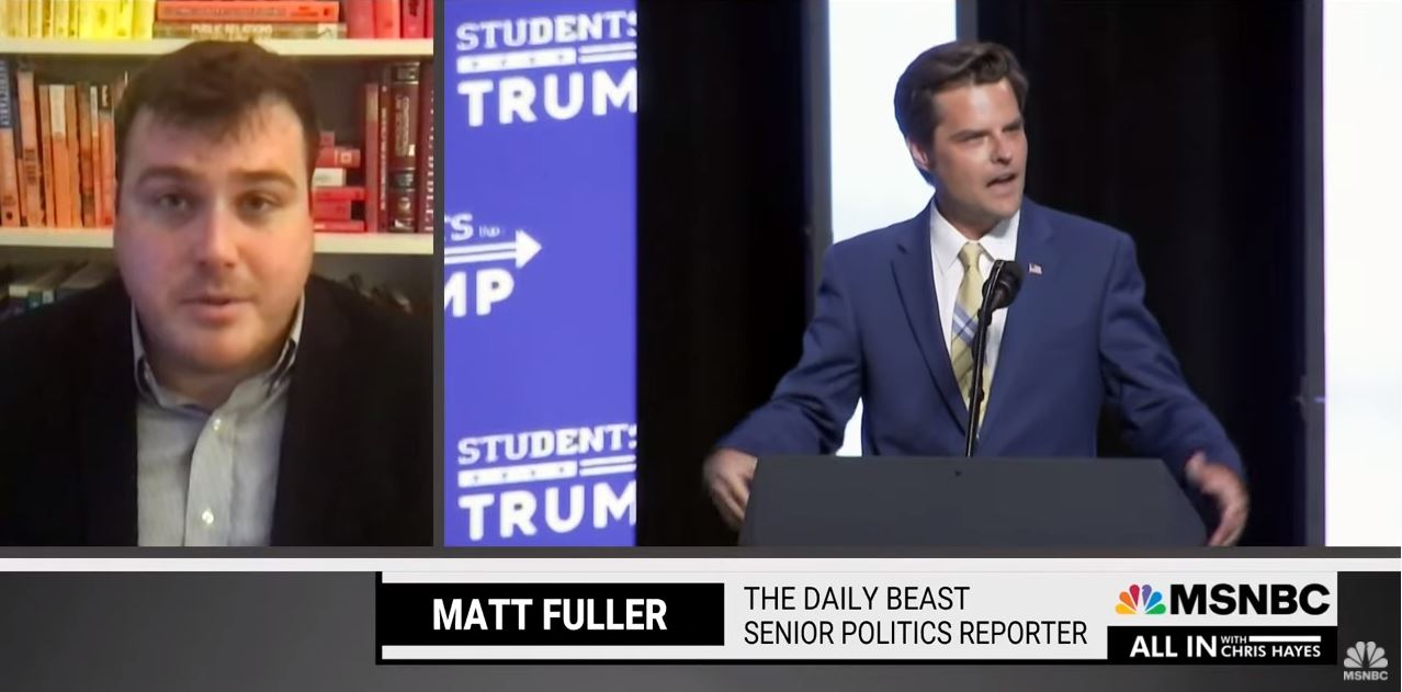 Why Republicans Cannot Wait To Turn On Matt Gaetz | All In | MSNBC