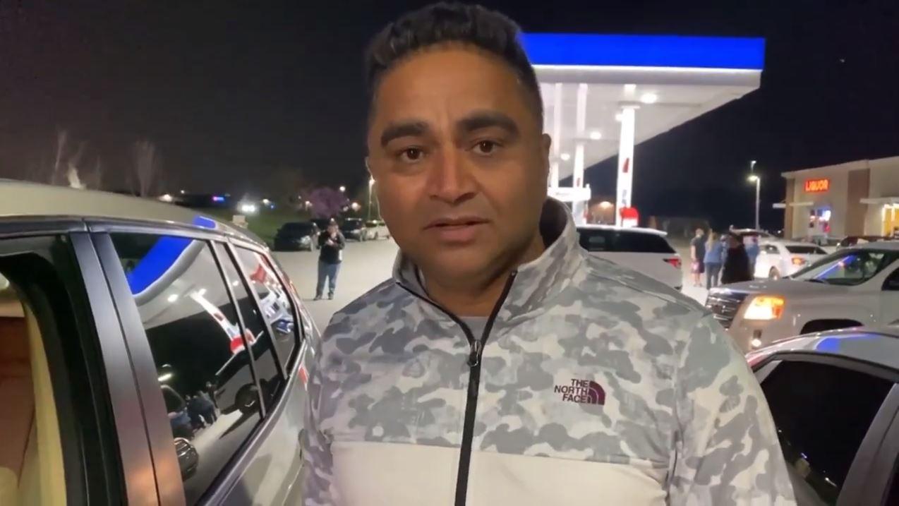 Man says niece was shot at FedEx facility