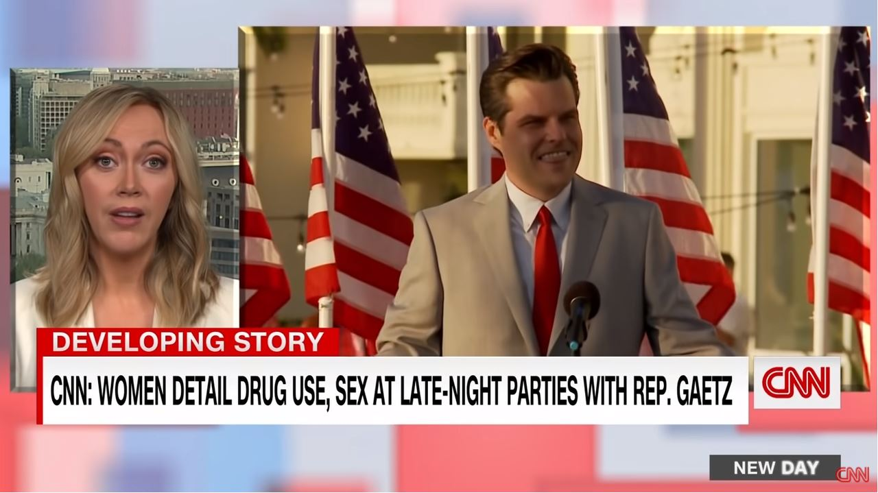 Women detail drug use, sex and payments after parties with Gaetz and others