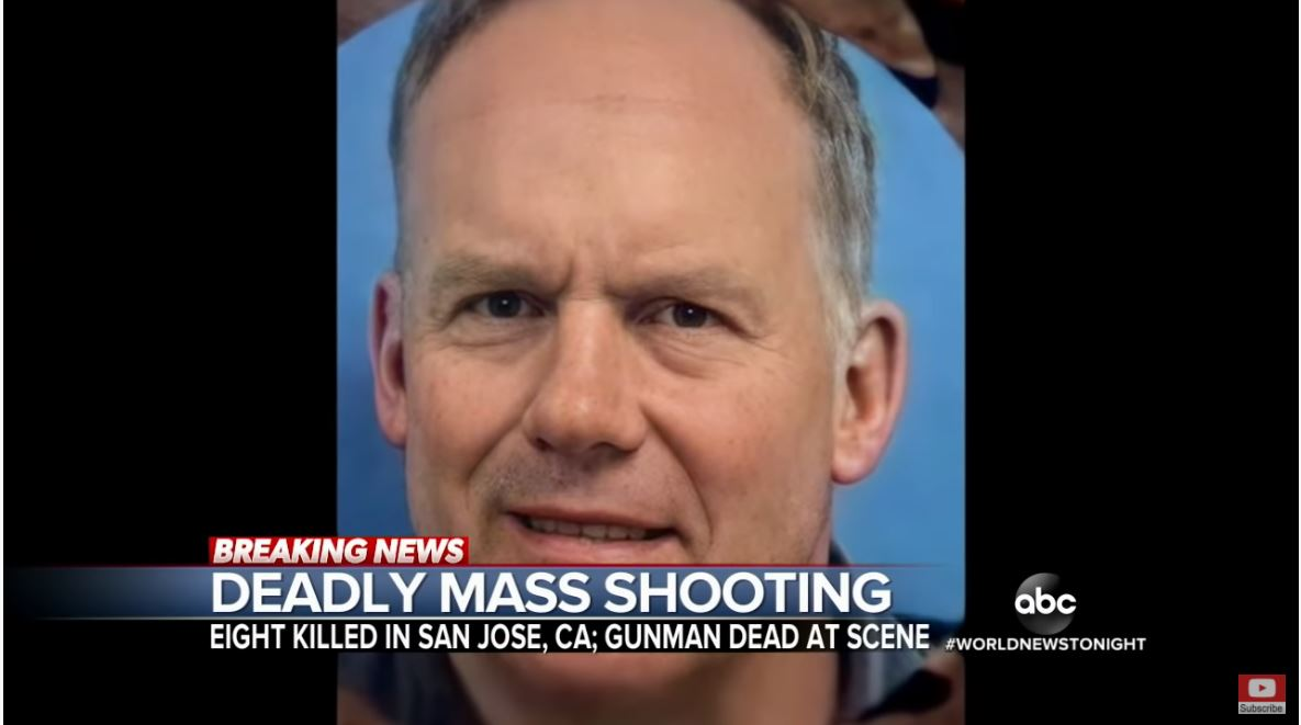 8 killed in San Jose mass shooting, suspect also dead