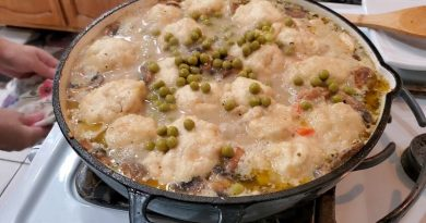 Josie mae's Meals: Quick and Easy Scratch Made Chicken and Dumplings